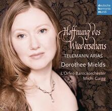 Arie dalle cantate - CD Audio di Georg Philipp Telemann,L' Orfeo Barockorchester,Michi Gaigg,Dorothee Mields