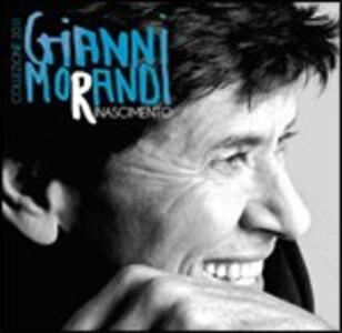 Rinascimento. Collezione 2011 - CD Audio di Gianni Morandi