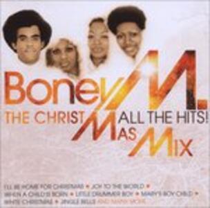 Christmas Mix - CD Audio di Boney M.