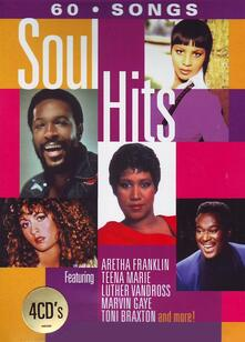 Soul Hits - CD Audio di Aretha Franklin