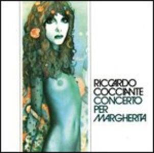 Concerto per Margherita - CD Audio di Riccardo Cocciante