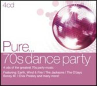 Pure... 70's Dance Party - CD Audio