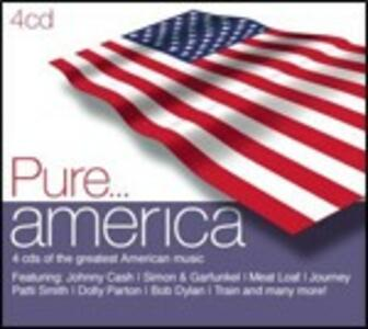 Pure... America - CD Audio