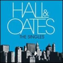 The Singles - CD Audio di Daryl Hall,John Oates