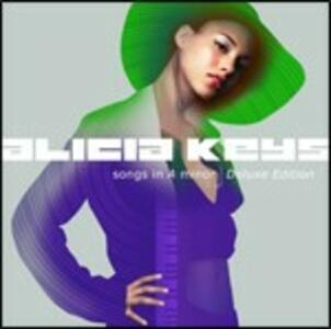 Songs in A Minor - CD Audio + DVD di Alicia Keys