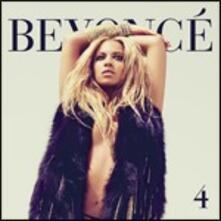 4 - CD Audio di Beyoncé
