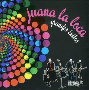 Grandes exitos - CD Audio di Juana La Loca