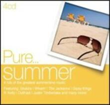 Pure... Summer - CD Audio