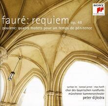 Requiem - CD Audio di Gabriel Fauré