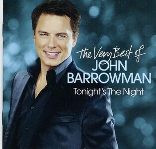Tonight's the Night - CD Audio di John Barrowman