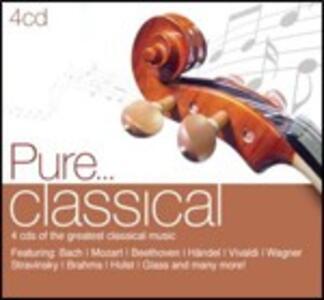 Pure... Classical - CD Audio