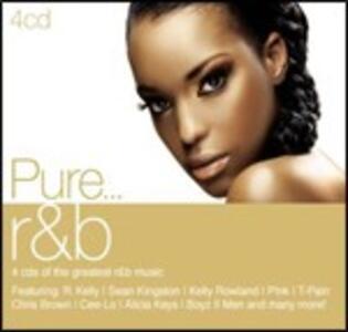 Pure... R&B - CD Audio