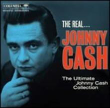 The Real... Johnny Cash - CD Audio di Johnny Cash