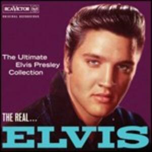 The Real... Elvis - CD Audio di Elvis Presley