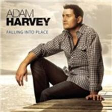 Falling Into Place - CD Audio di Adam Harvey