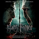Cover CD Colonna sonora Harry Potter e i doni della morte - Parte II