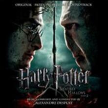 Harry Potter e I Doni Della Morte Parte II (Colonna sonora) - CD Audio di Alexandre Desplat