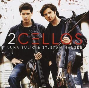 2 Cellos - CD Audio di 2Cellos