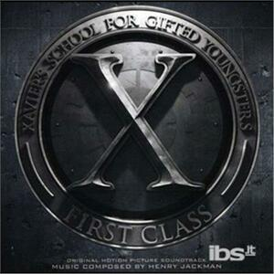 X-Men. First Class (Colonna Sonora) - CD Audio