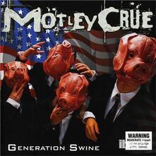 Generation Swine - CD Audio di Mötley Crüe