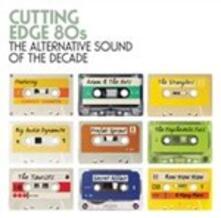 Cutting Edge 80s. The Alternative Sound of the Decade - CD Audio