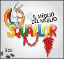 Il meglio del meglio - CD Audio di Squallor