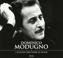 I successi dell'uomo in frack - CD Audio di Domenico Modugno