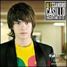 Raccontami chi sei - CD Audio di Alessandro Casillo