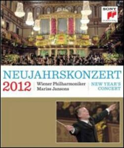 New Year's Concert 2012 - Blu-ray