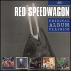 Original Album Classics - CD Audio di REO Speedwagon