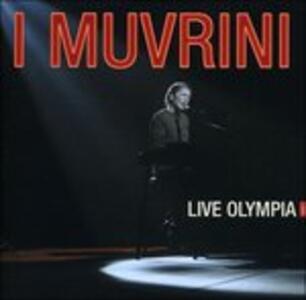 Live a L'olympia - CD Audio di Muvrini
