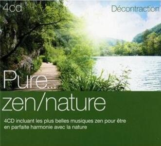 Pure Decontraction- Zen - CD Audio