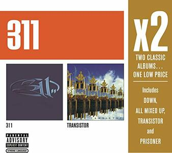 X2 (311/Transistor) - CD Audio di 311