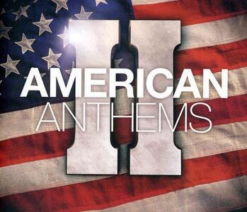 American Anthems ii - CD Audio