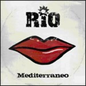 Mediterraneo - CD Audio di Rio