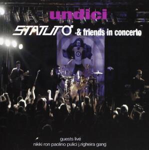 Undici - CD Audio di Statuto