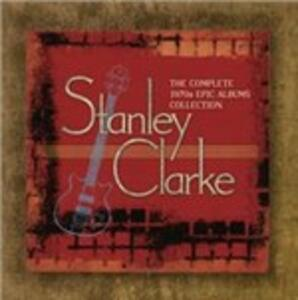 The Complete Columbia Albums Collection - CD Audio di Stanley Clarke