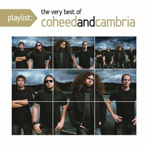 Playlist. The Very Best of - CD Audio di Coheed and Cambria