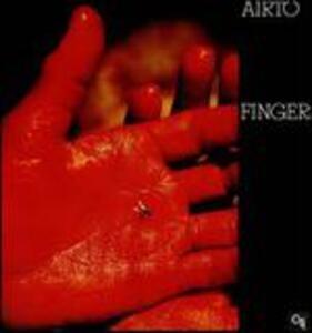 Fingers - CD Audio di Airto