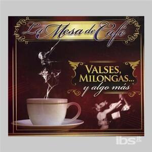 La Mesa Del Cafe. Valses - CD Audio