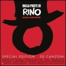 Dalla parte di Rino. Tributo a Rino Gaetano - CD Audio