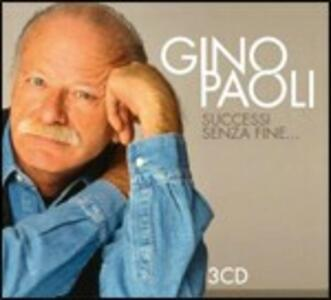 Successi senza fine - CD Audio di Gino Paoli