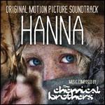 Cover CD Colonna sonora Hanna