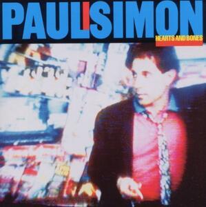 Hearts and Bones - CD Audio di Paul Simon