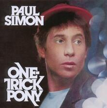 One Trick Pony - CD Audio di Paul Simon