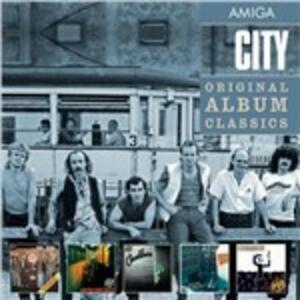 Original Album Classics - CD Audio di City