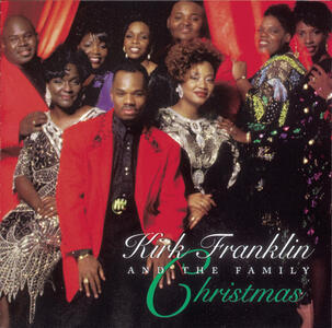 Christmas - CD Audio di Kirk Franklin