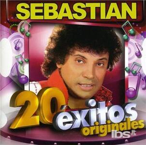 20 Exitos Originales - CD Audio di Sebastian