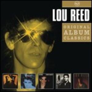 Original Album Classics 3 - CD Audio di Lou Reed