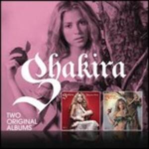 Fijacion Oral - Oral Fixation vol.2 - CD Audio di Shakira
